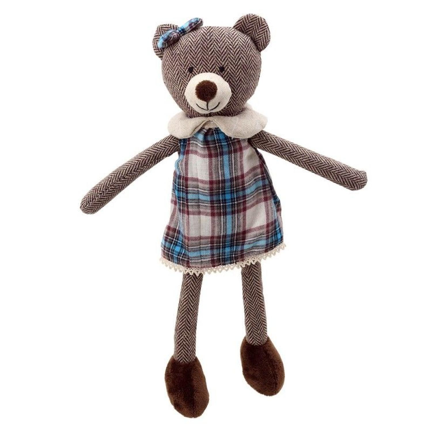 Wilberry Friends Bear Girl