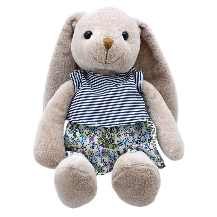Wilberry Friends Mr Rabbit blue