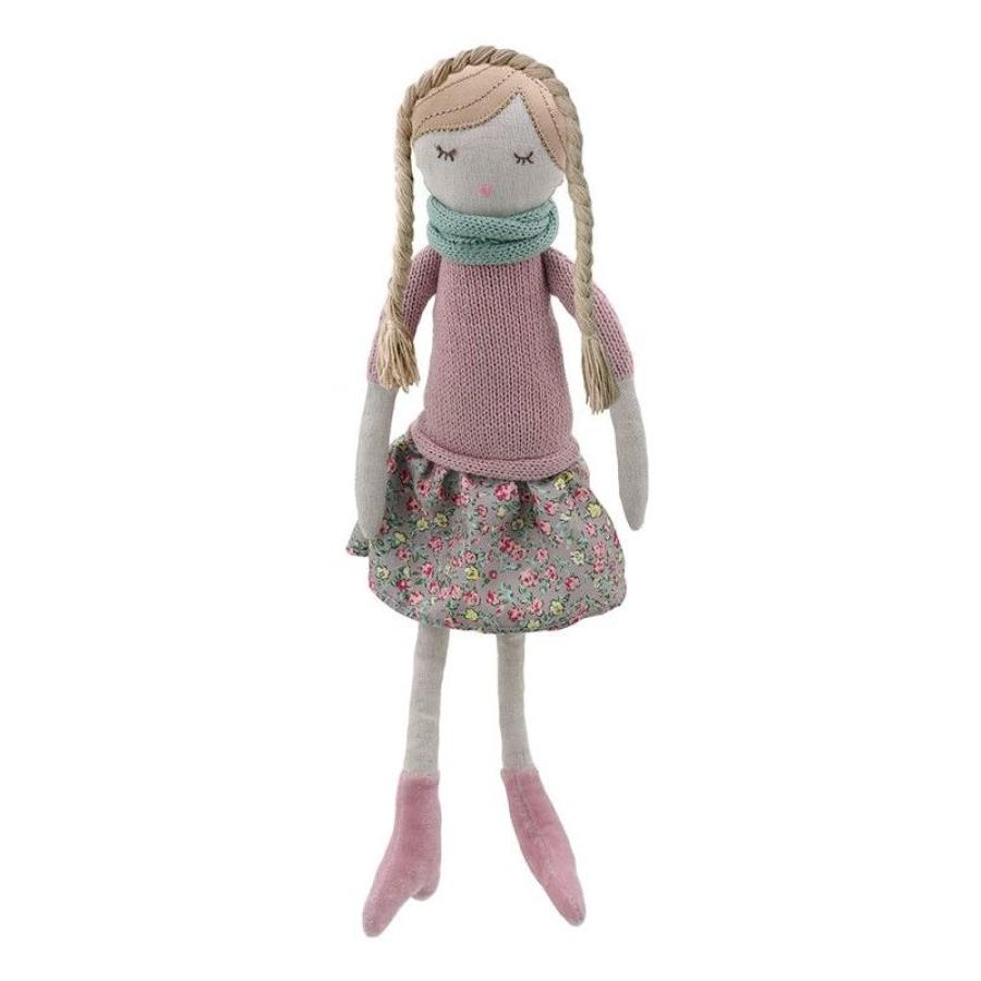 Wilberry Girl pink doll