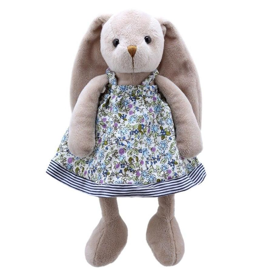 Wilberry Friends Mrs Rabbit blue