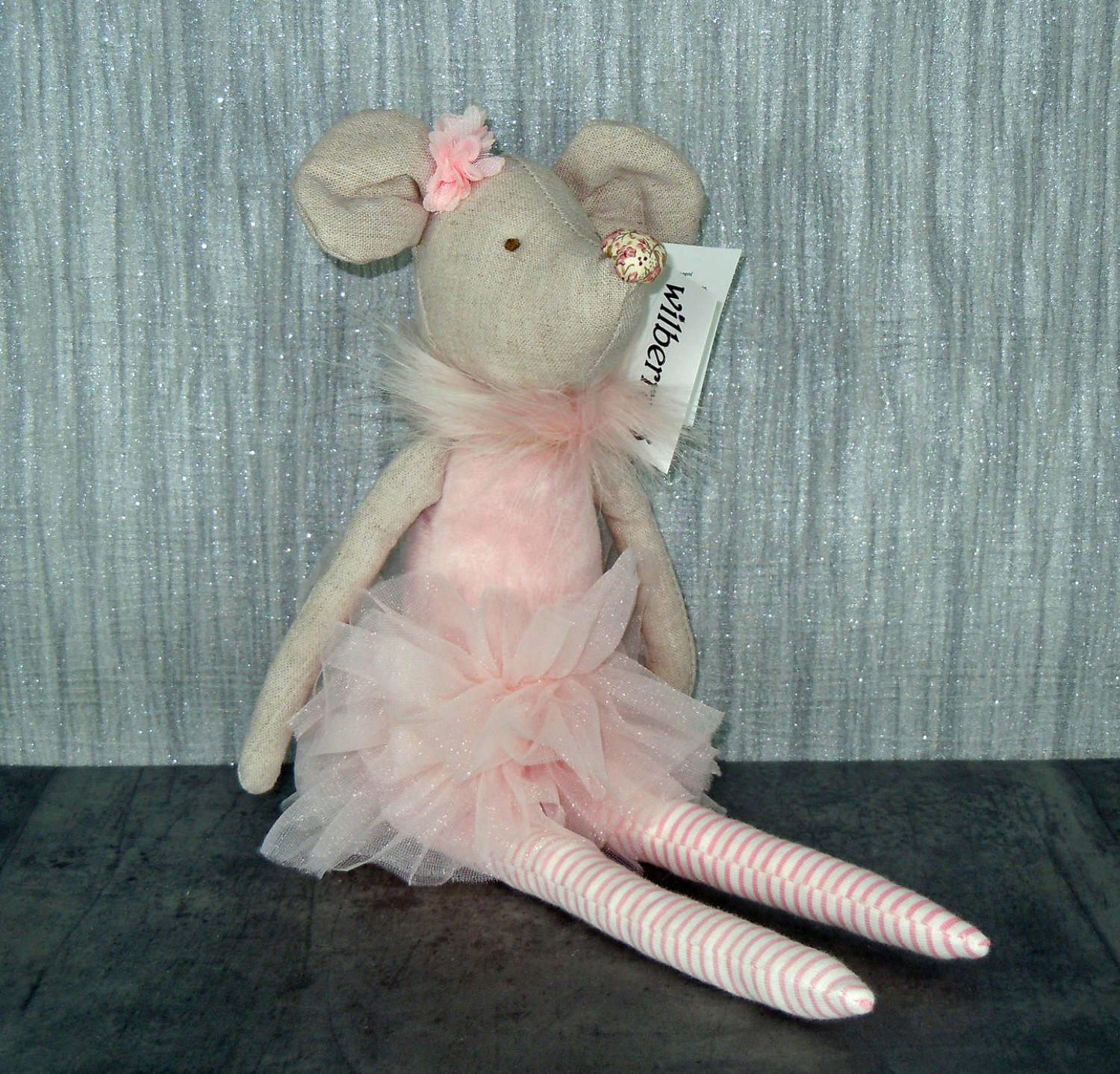 Wilberry Dancer pink Mouse