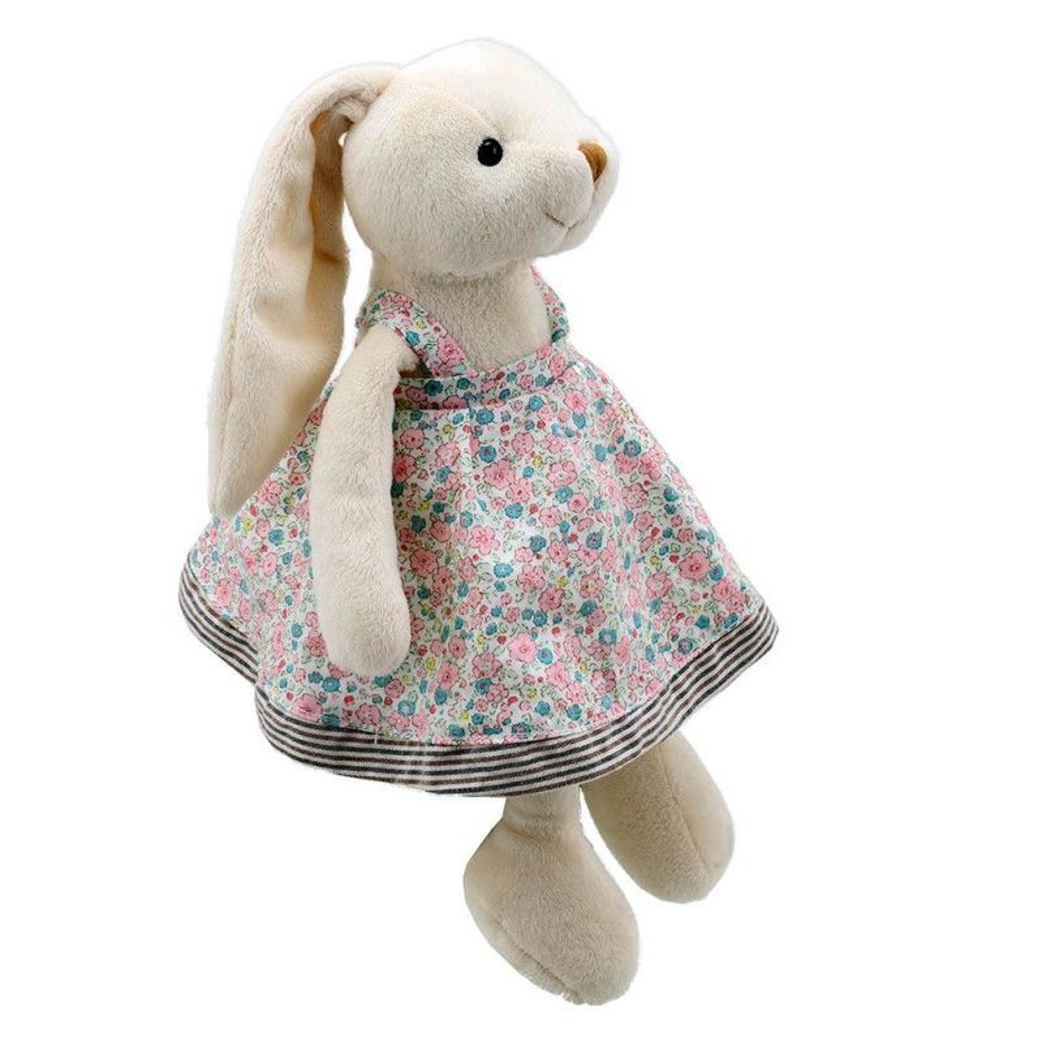 Wilberry Friends Mrs Rabbit pink