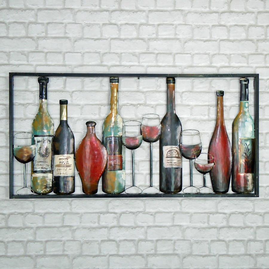 An Excellent Year, 3D Wine wall art