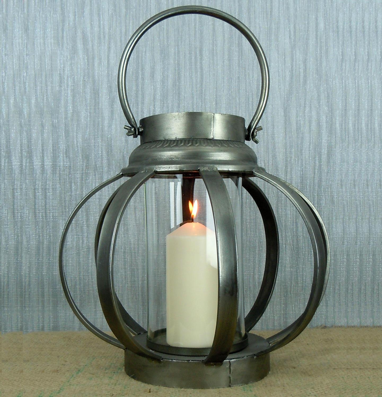 Amalfi metal lantern