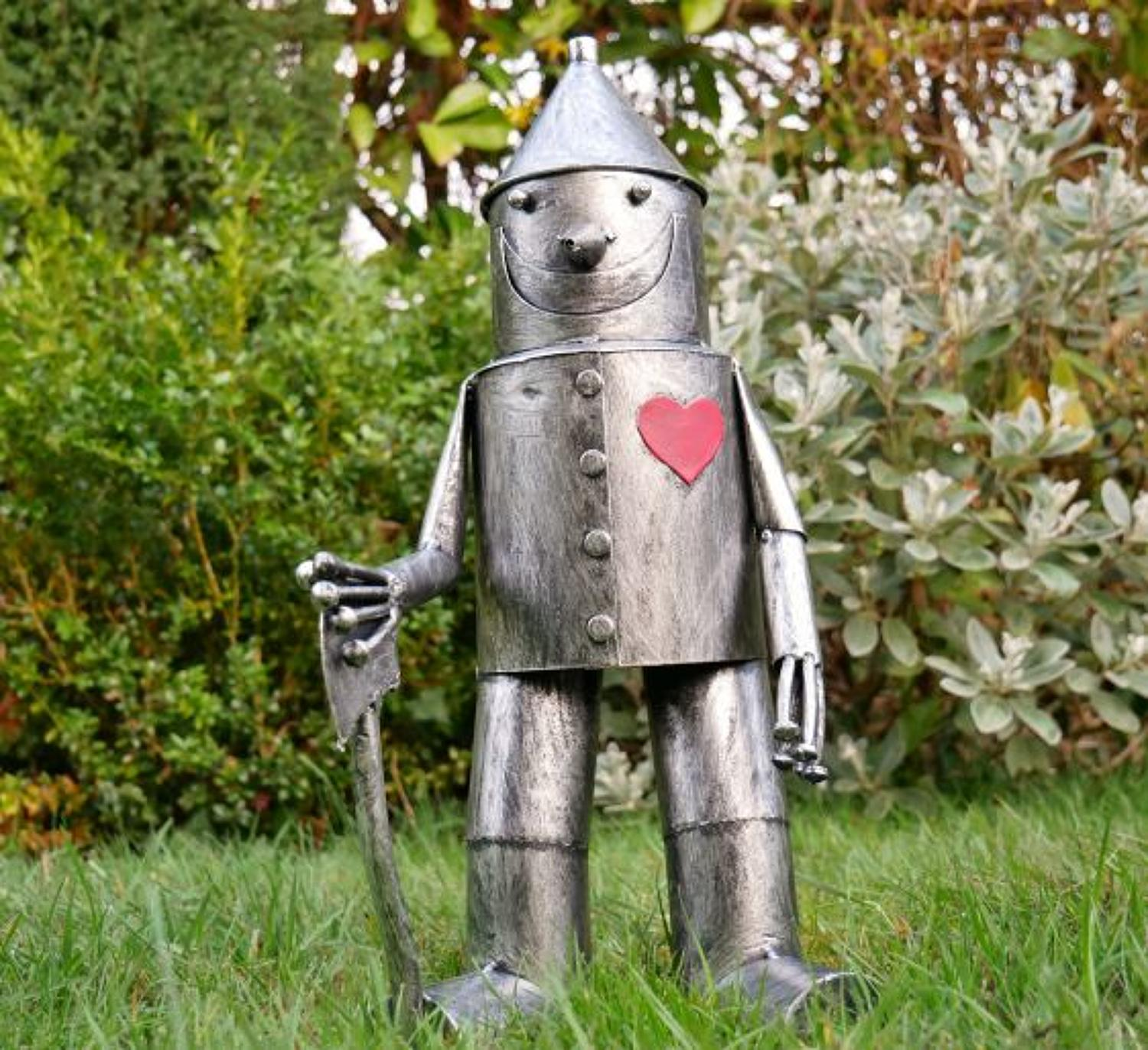 Metal Tin Man