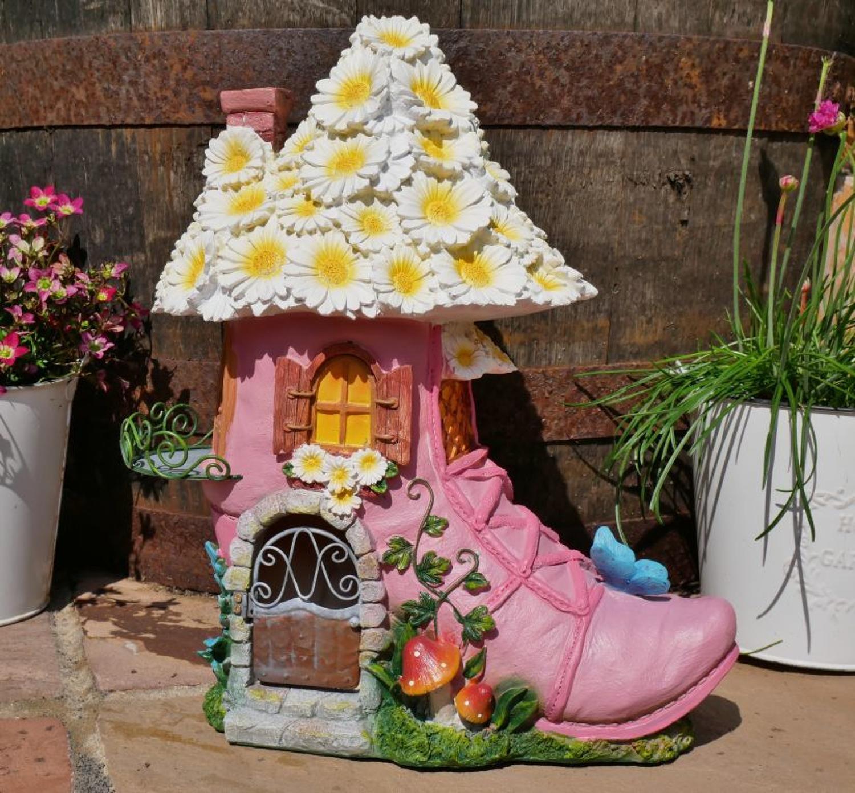 Fairy Shoe House