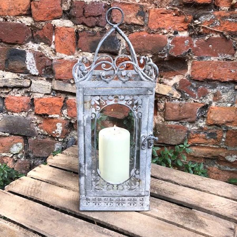 Napoli Metal lantern