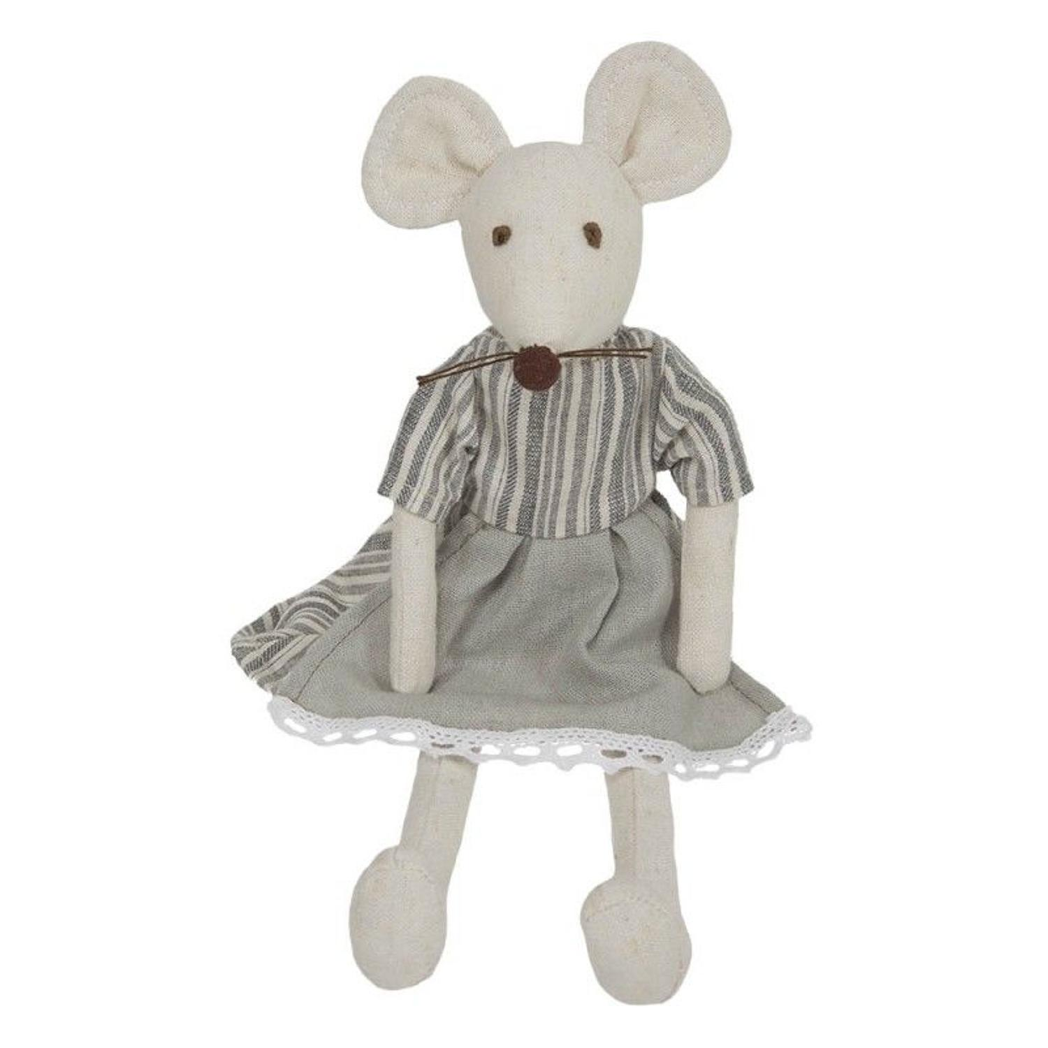 Wilberry Linen Girl Mouse