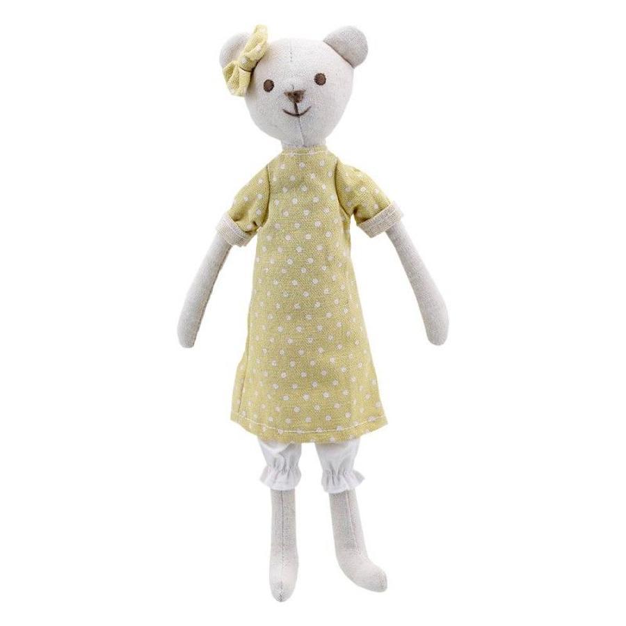 Wilberry Linen Girl Bear