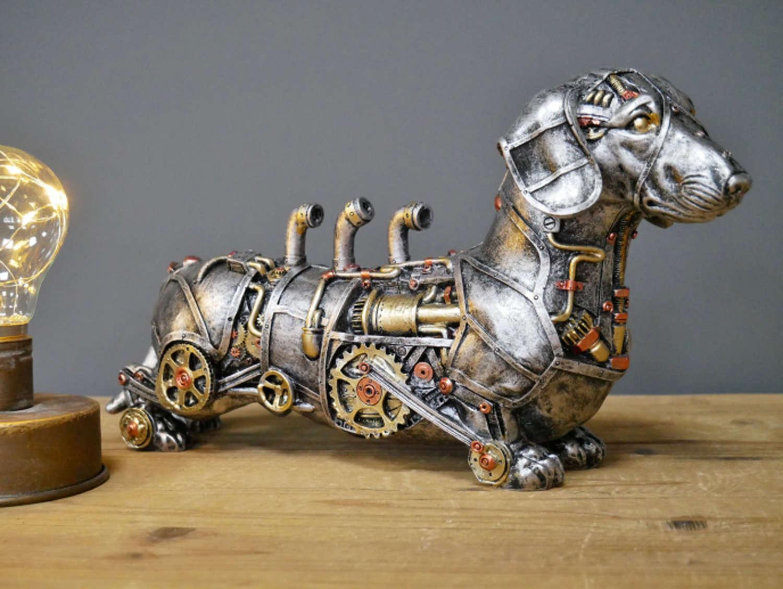 Steampunk Sausage Dog