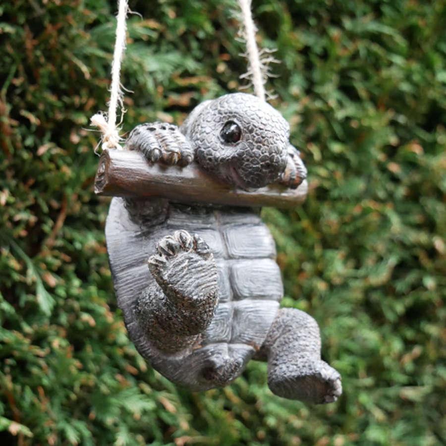 Hanging Tortoise
