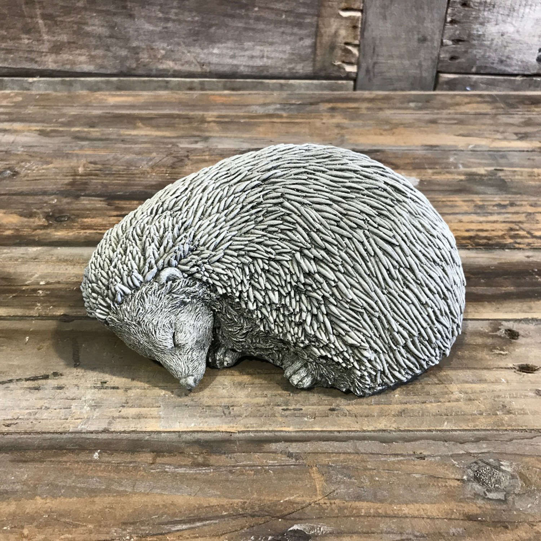 Stoneware Hedgehog