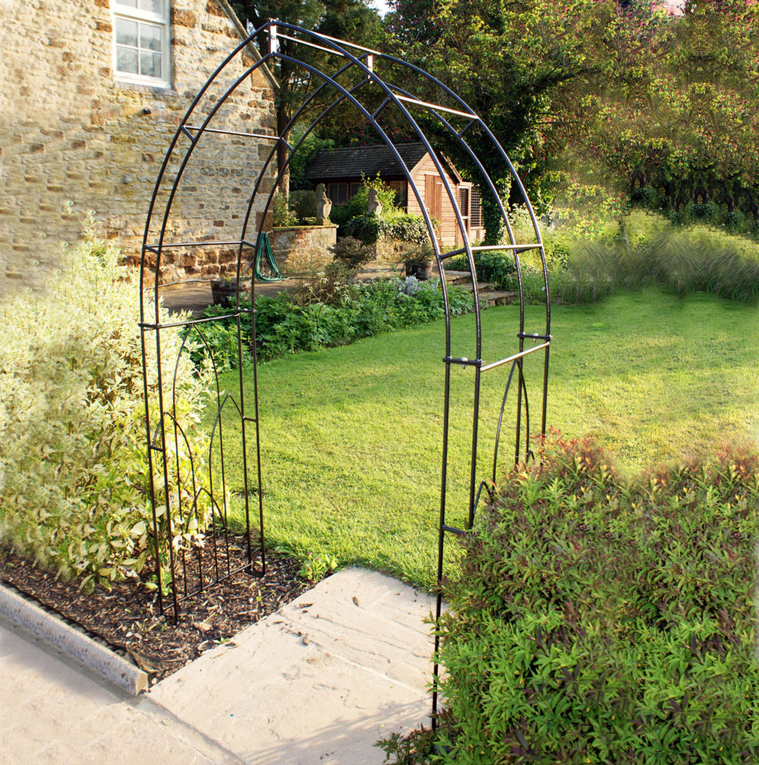 Poppyforge Gothic Arch manufactured in the UK