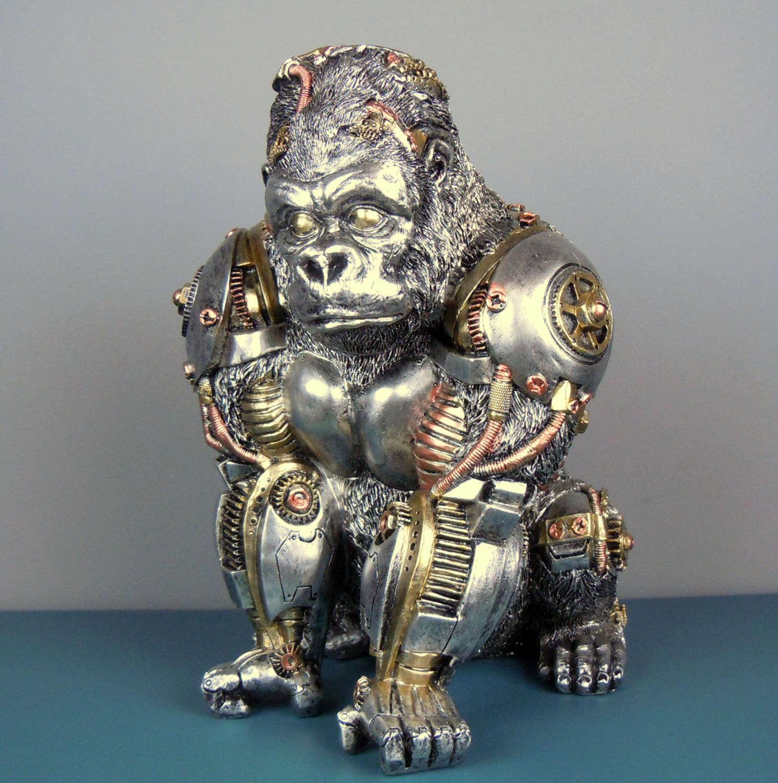 Steampunk Gorilla
