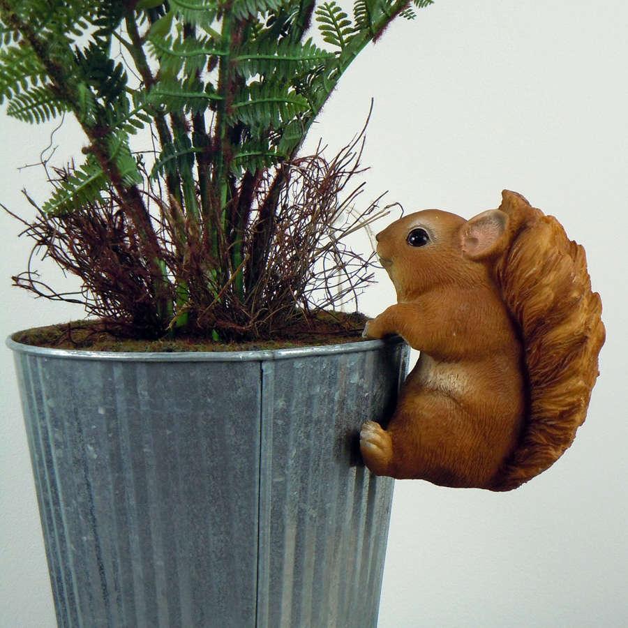 Squirrel pot hanger