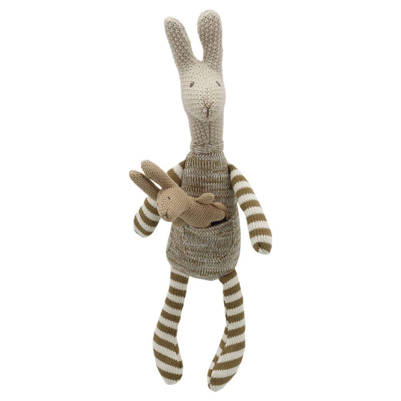 Wilberry knitted Kangaroo