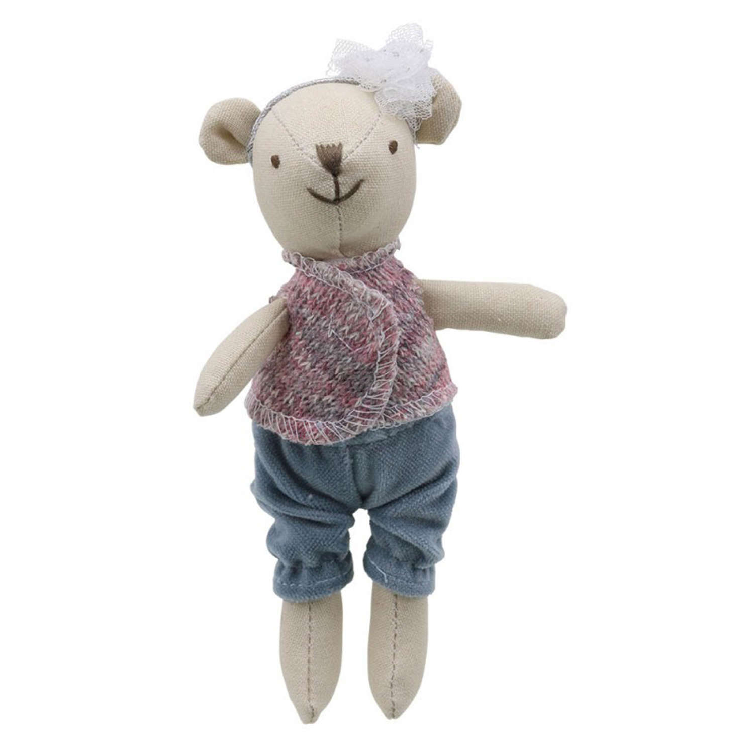 Wilberry Collectables Girl Bear