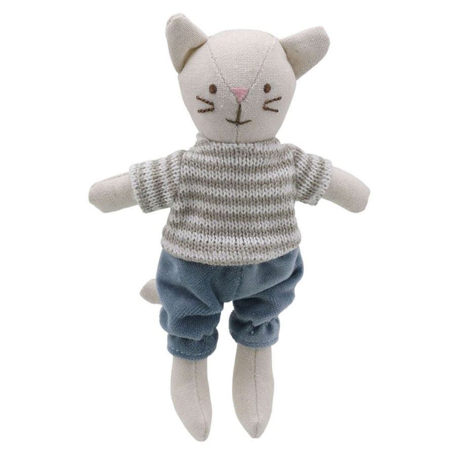Wilberry Collectables Boy Cat