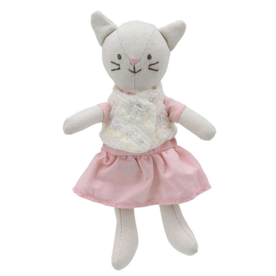 Wilberry Collectables Girl Cat