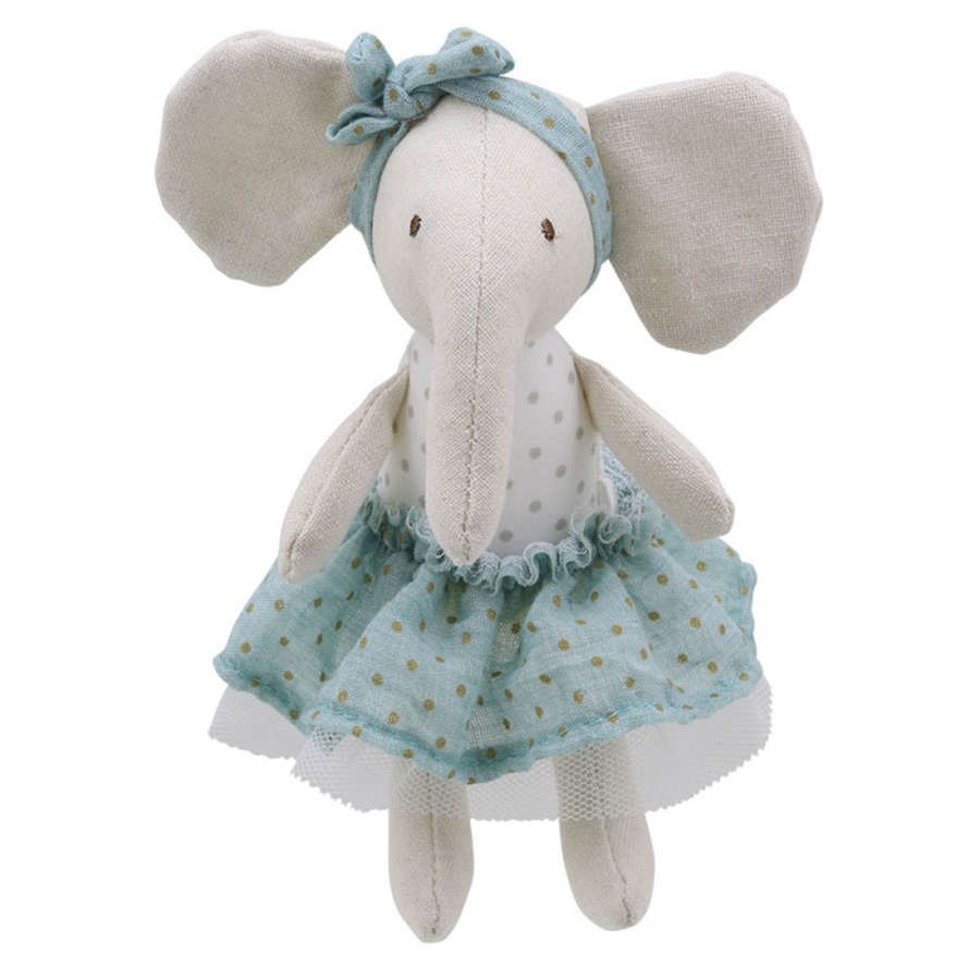 Wilberry Collectables Girl Elephant