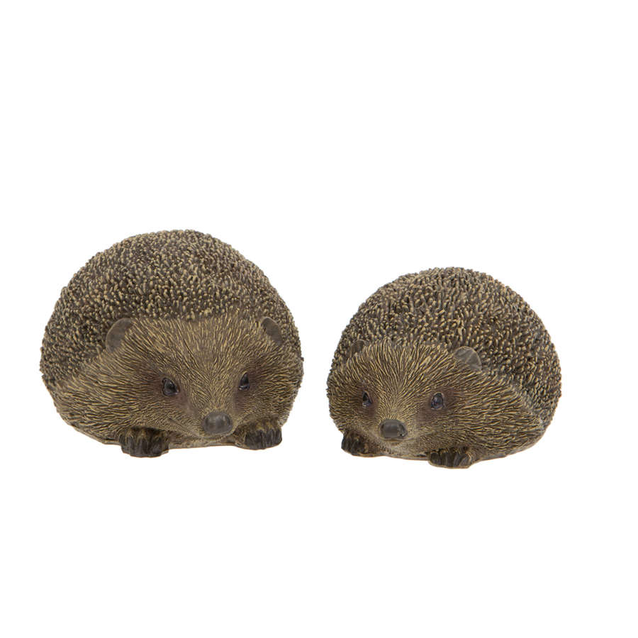 Hedgehog ornaments