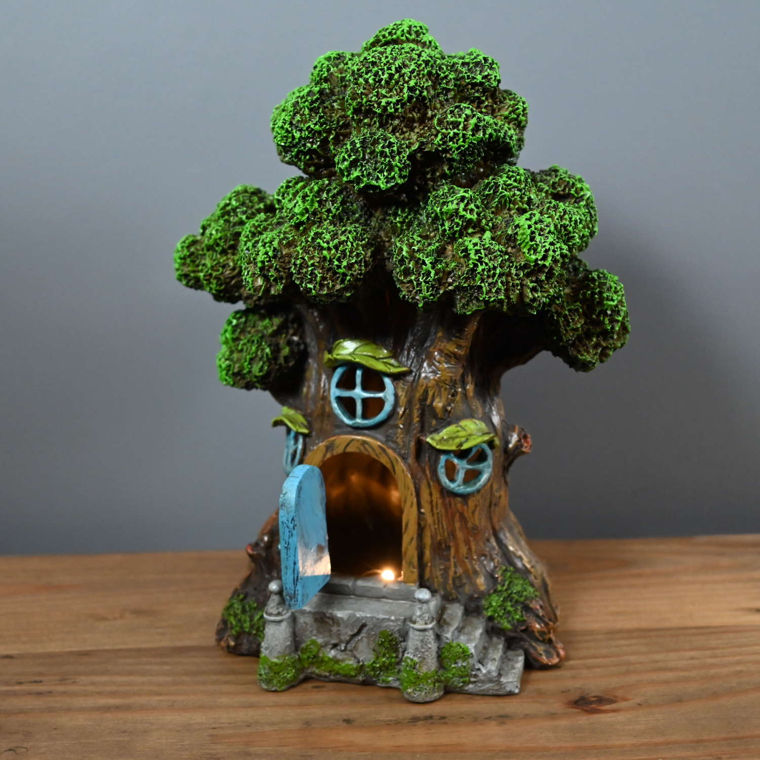 Fairy Treehouse with led light