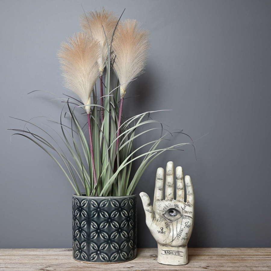 Palmistry mystic hand