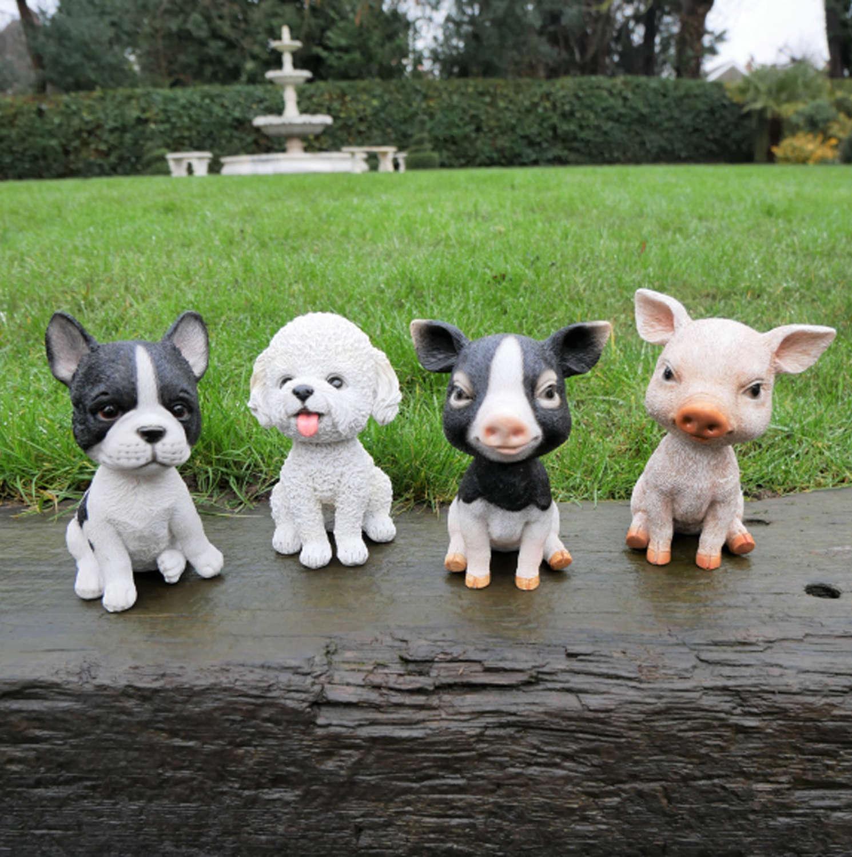 Bobble head animals