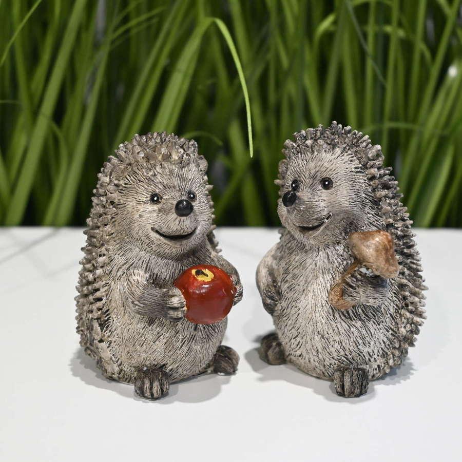 Hedgehog ornaments